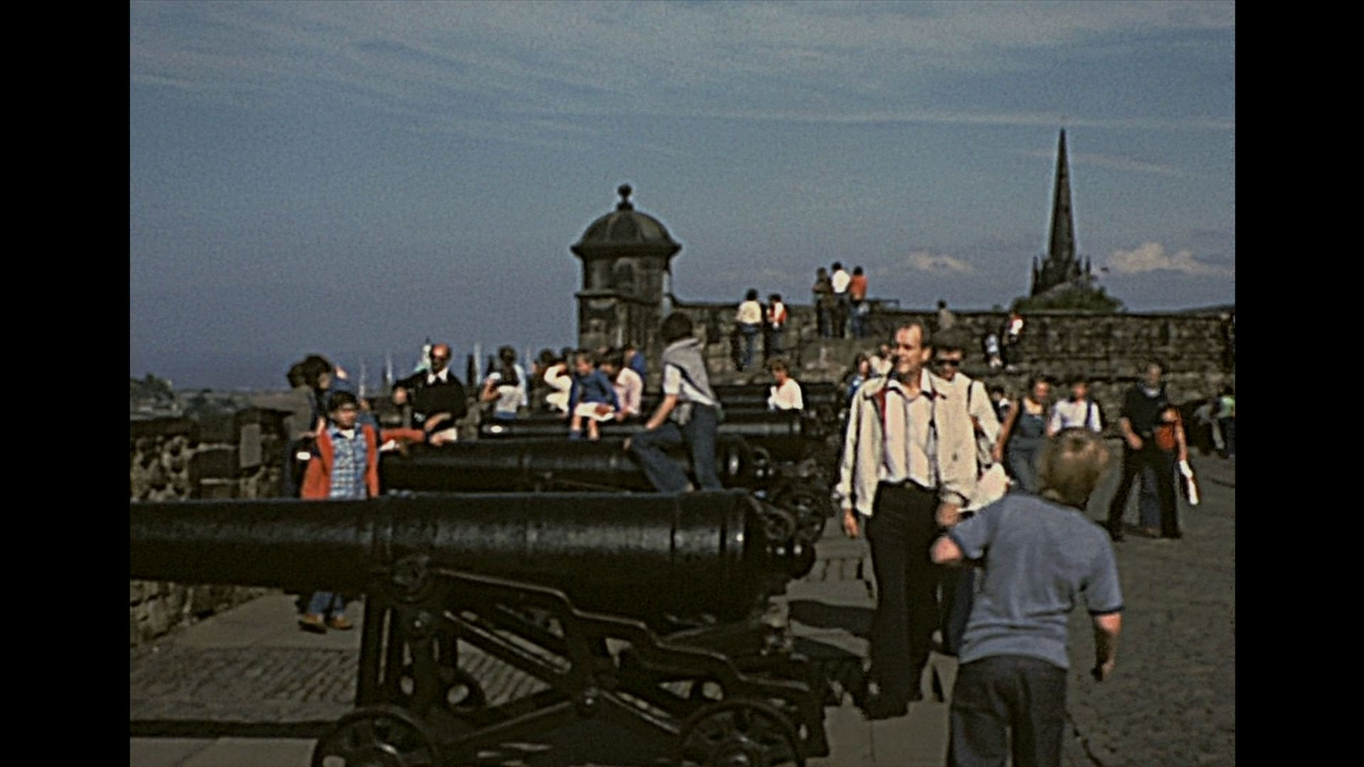 Edinburgh 1978 Archive Footage