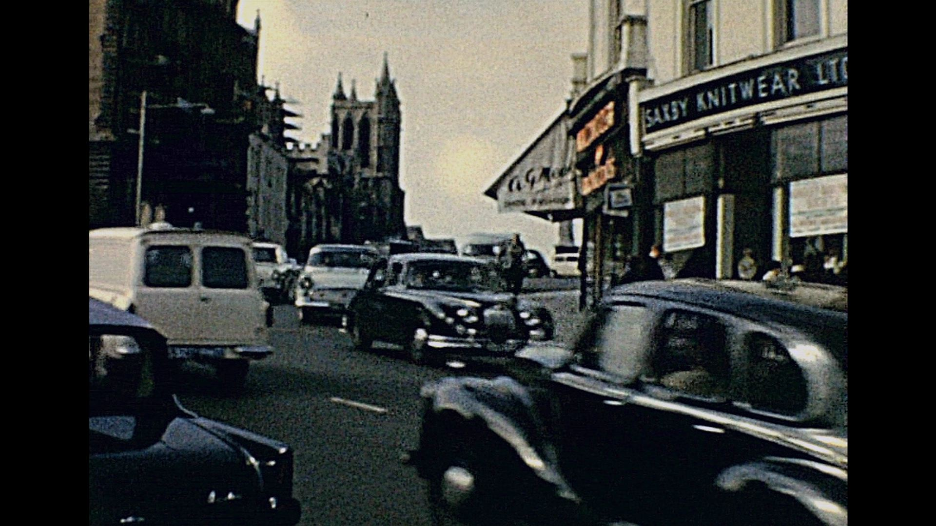 Life in London 1961 – Archive Footage