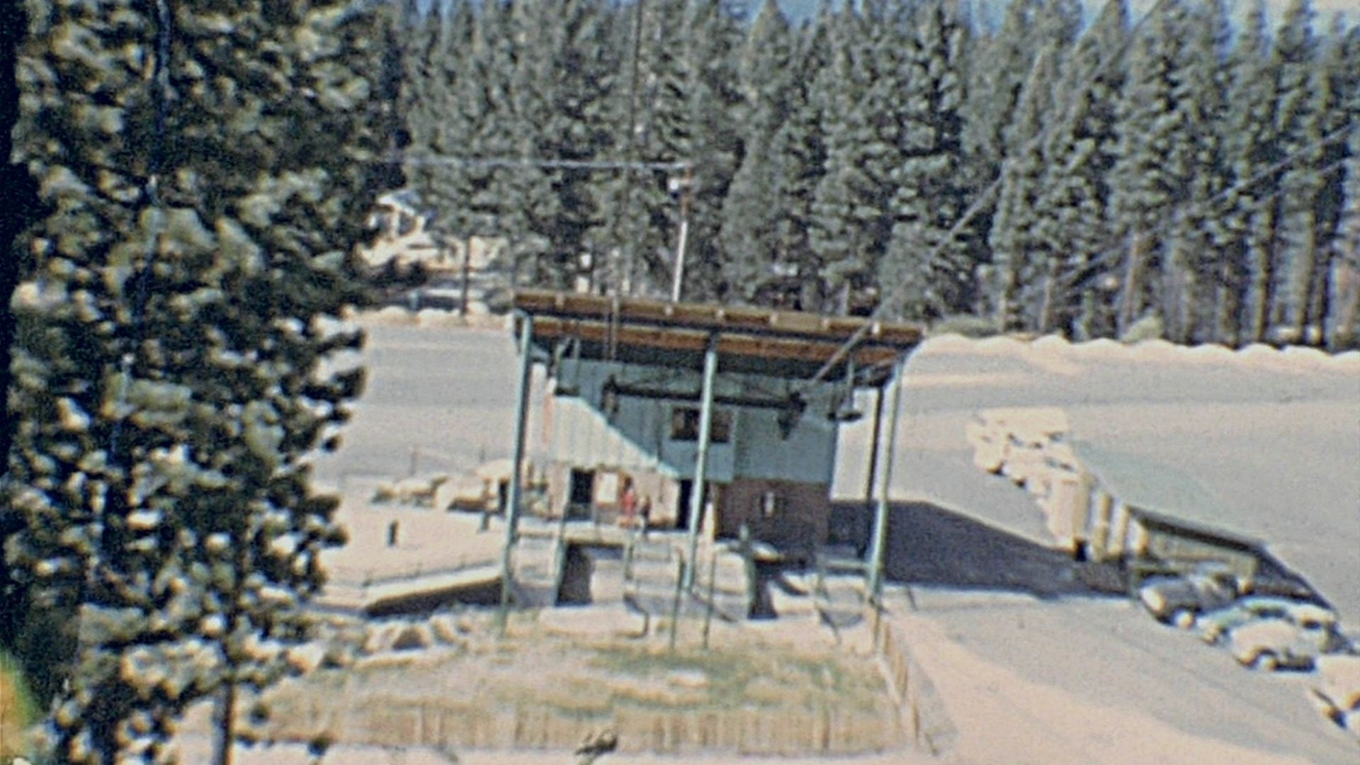 Life in Lake Tahoe 1966 – Archive Footage