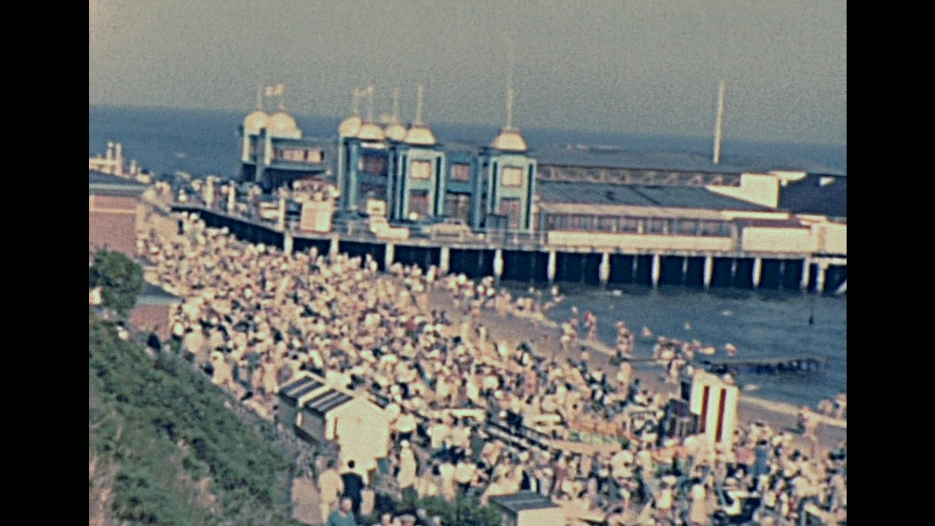 Life in Clacton-on-Sea 1963– Archive Footage